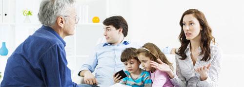 Семейный психолог или значение микроклимата в семье