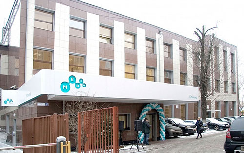 Клиника МЕДСИ на Дубининской